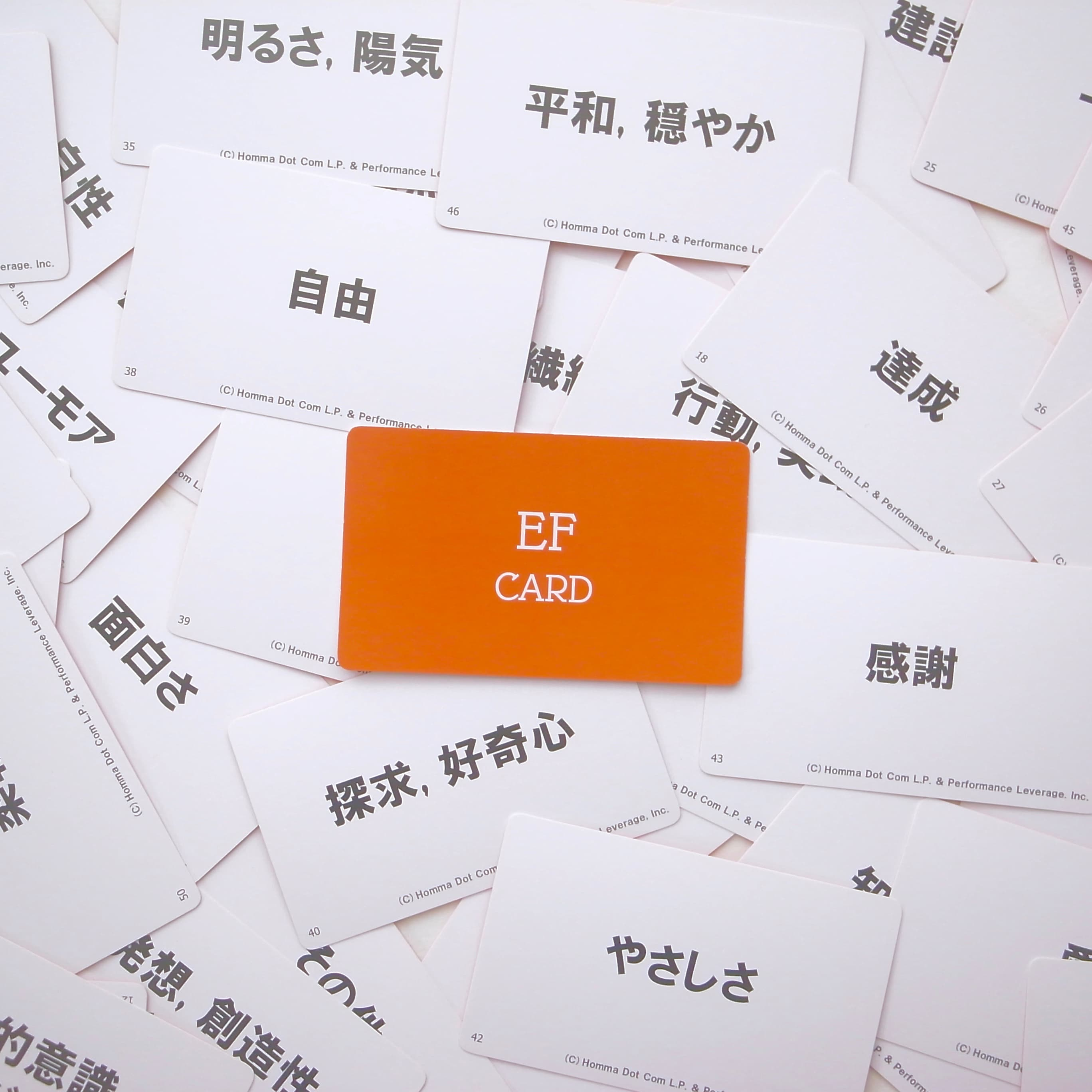 EFカードのイメージ